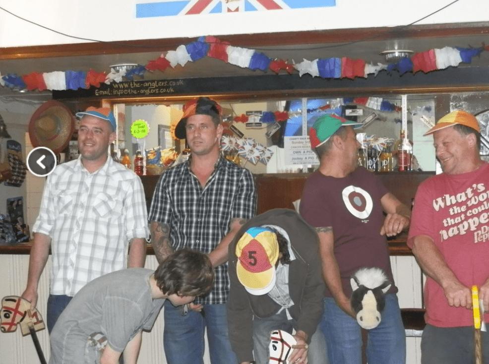 Horse Racing Charity Night