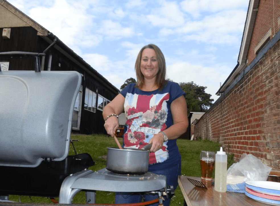 BBQ & Live Music for the Golden Jubilee