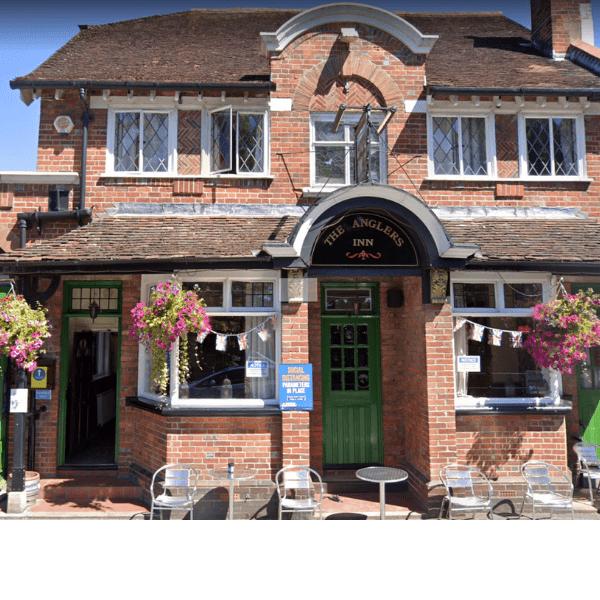 The Anglers Inn, Bishopstoke