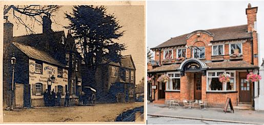 The Anglers Inn History